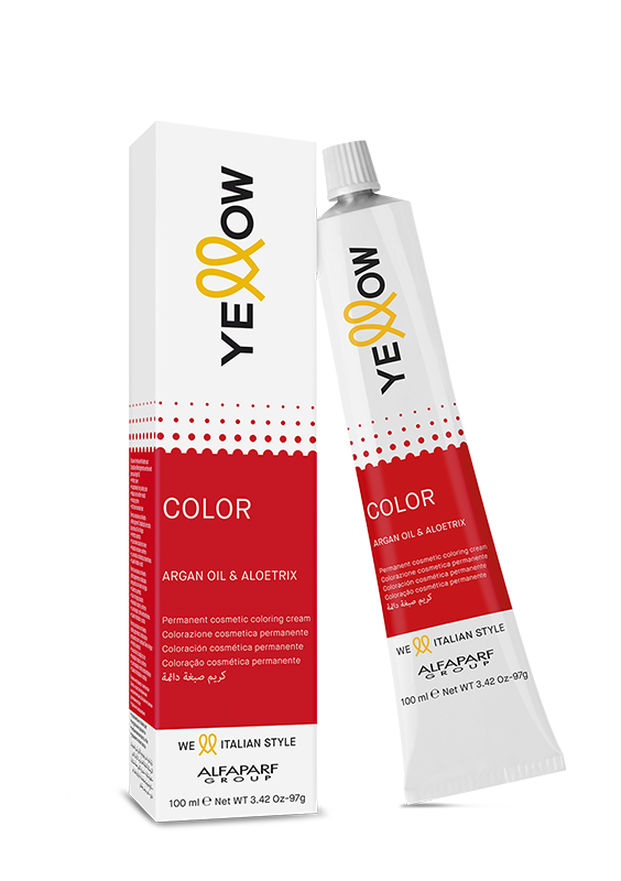 Color Color Permanent Yellow